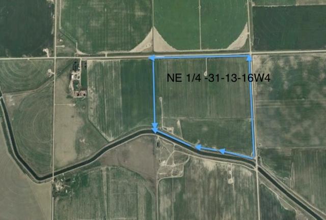 150 acre irr. land 5 miles North West Vauxhall image 1