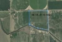 150 acre irr. land 5 miles North West Vauxhall thumbnail 1